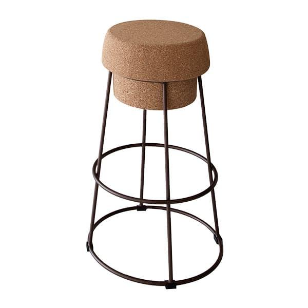 Cork stool
