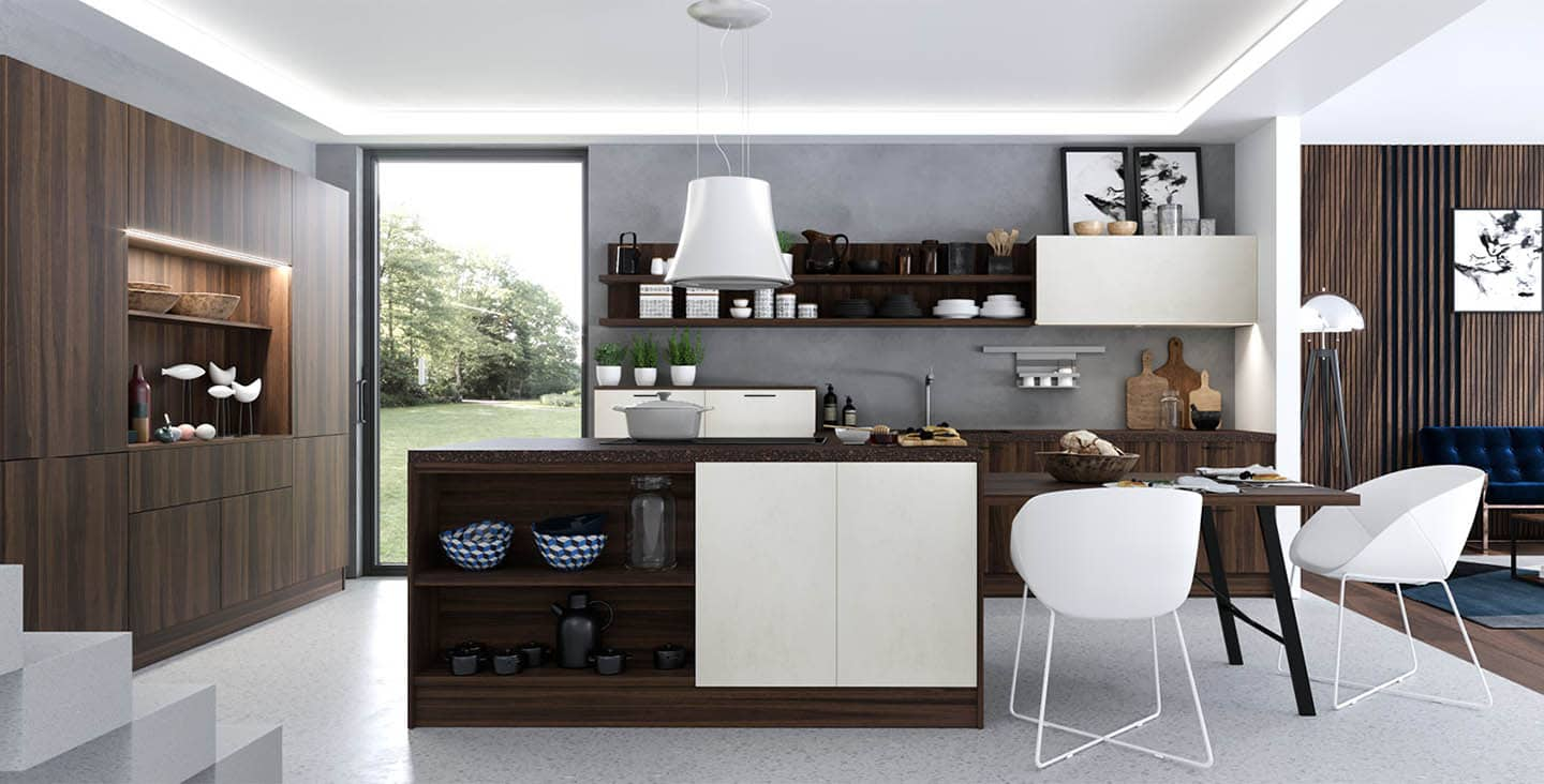 Centro Kitchen Kitchen And Wardrobe Furniture By Nikolidakis Group